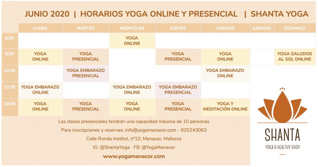Yoga Manacor Shanta Yoga