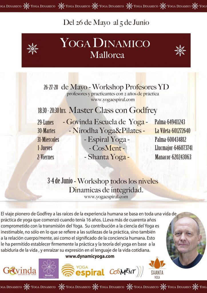 godfrey yoga dinamico manacor