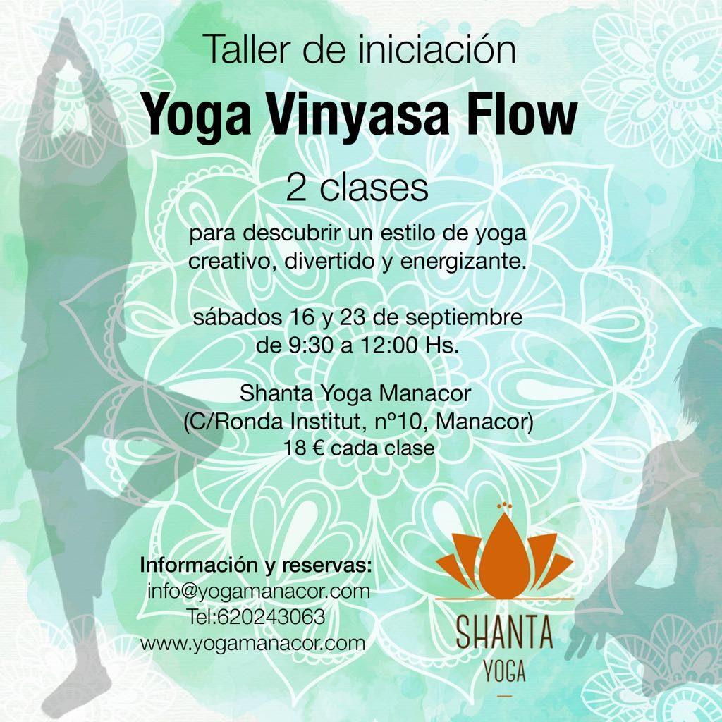 CURSO yoga flow mallorca