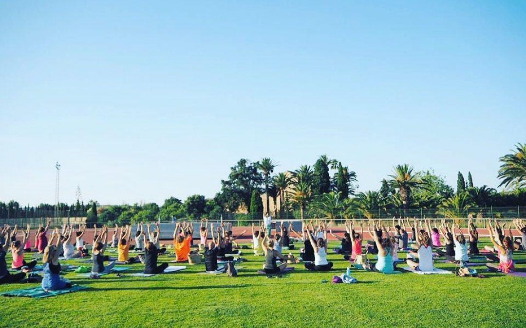 Nueva temporada de Yoga al Aire Libre