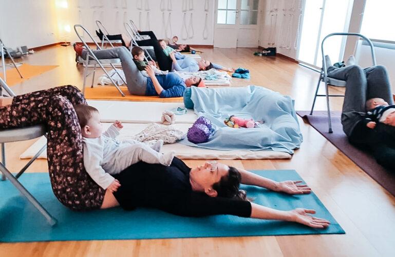 yoga posparto manacor
