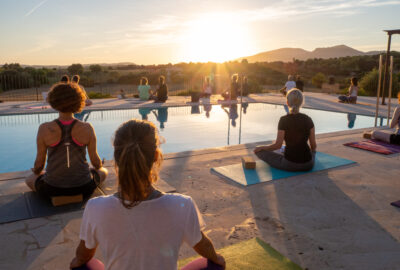 yoga aire libre mallorca