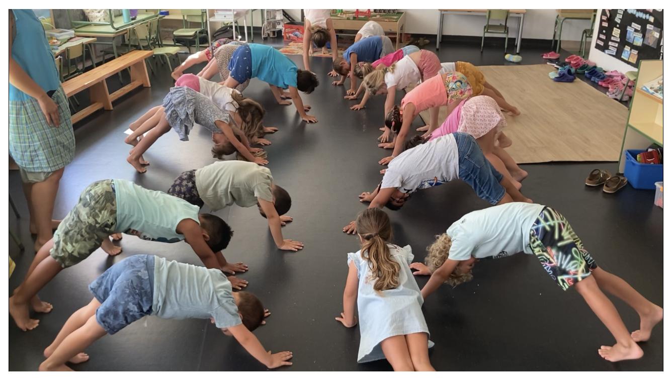 yoga infantil manacor